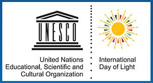 UNESCO International Day of Light logo 2018