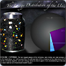 The Universe in a Jelly Bean Jar
