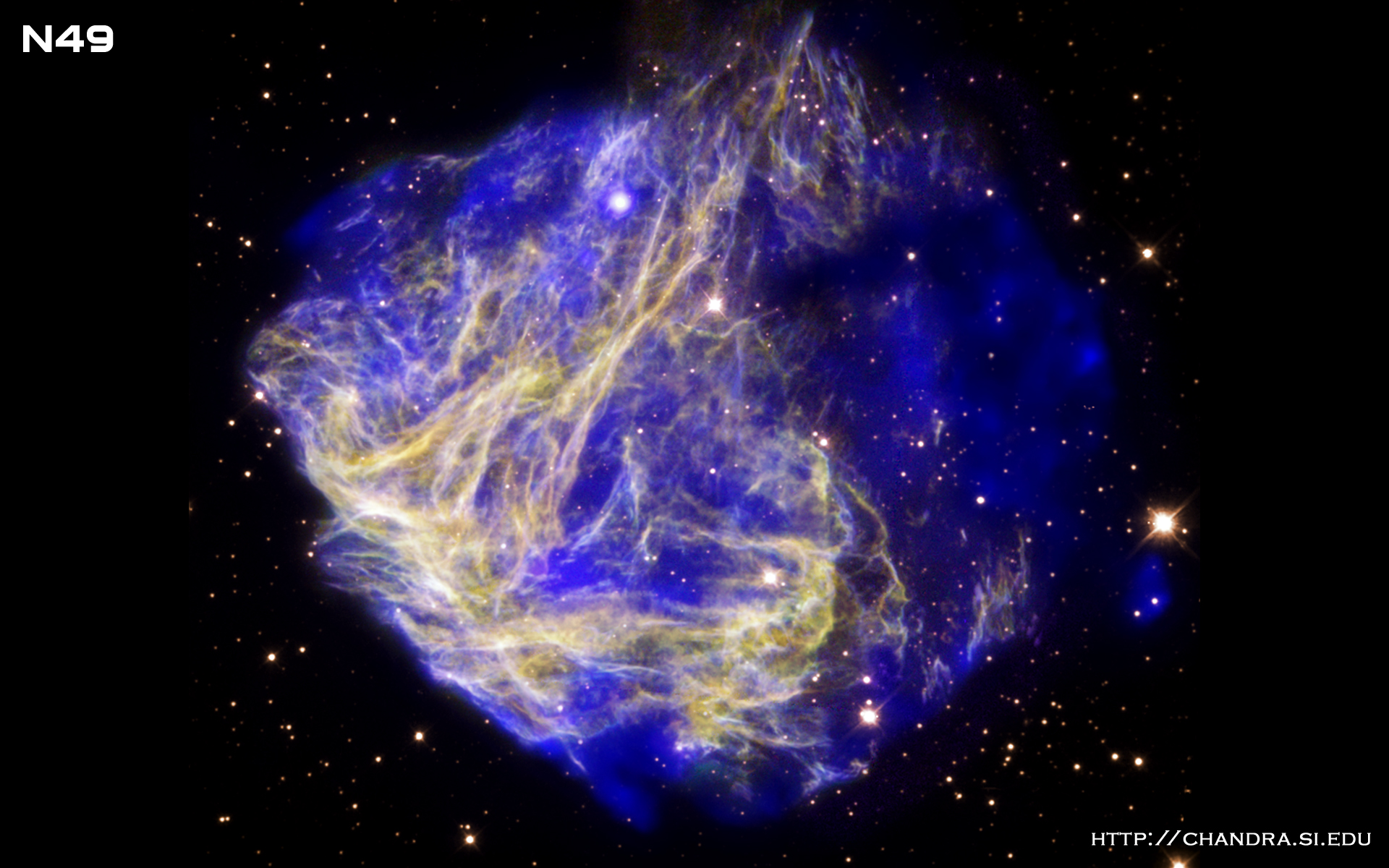 Crazy violent explosion shoots out two cosmic bullets ...