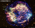 Thumbnail of Cassiopeia A