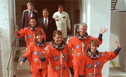 sts-93 astronauts