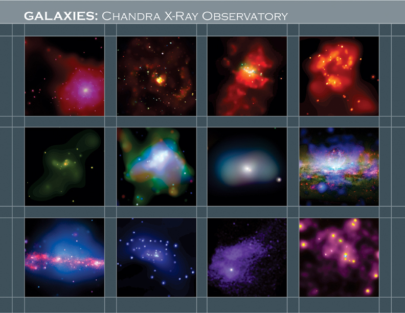 Different Galaxies Download of 12 Different Galaxies