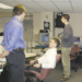 Operations Control Center, 2001 Training Simulation
