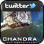 Chandra on Twitter