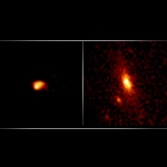Chandra Type 2 Quasar X-ray/Optical Image
