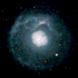 Chandra X-ray Image of G21.5-0.9