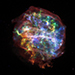 Chandra X-ray Image of G292.0+1.8
