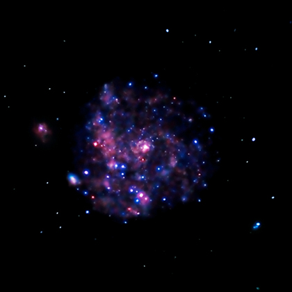 M101 Chandra X-ray