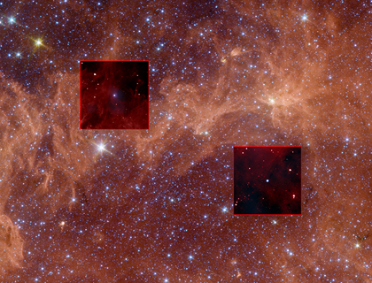 J144547-5931 and J144701-5919