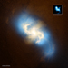 NASA's Chandra Finds Nearest Pair of Supermassive Black Holes