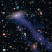 Life Is Too Fast, Too Furious for This Runaway Galaxy