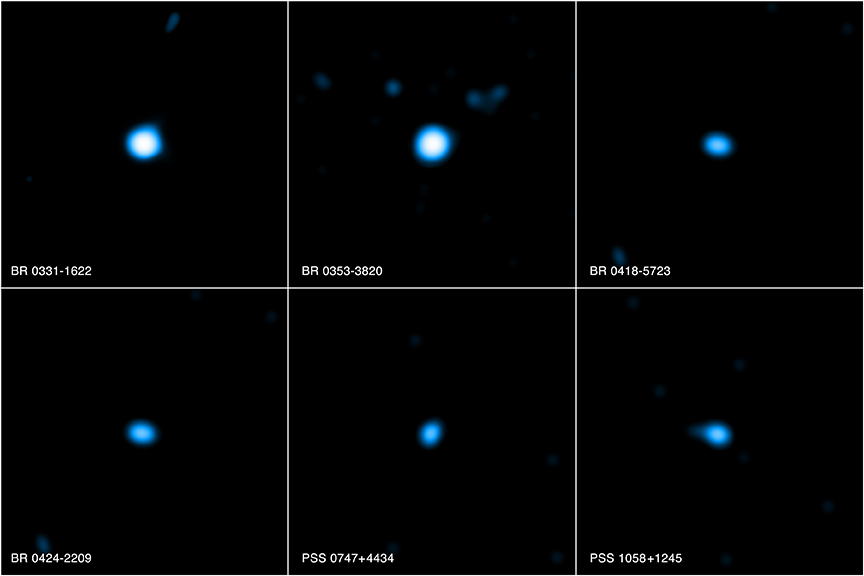 Chandra X-ray Images of Quasars