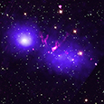 Galaxy Cluster Merger