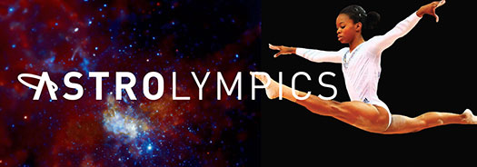 Astrolympics Title Banner